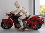 Мотоцикл на управлении СССР photo 5