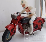 Мотоцикл на управлении СССР photo 8