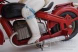 Мотоцикл на управлении СССР photo 9