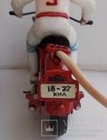 Мотоцикл на управлении СССР photo 10