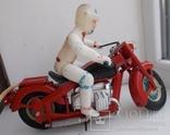 Мотоцикл на управлении СССР photo 12