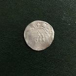 Монета Владислава кольца вокруг льва