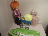 Кукла Марите Straume с коляской