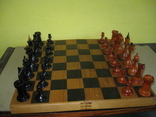 Старі шахмати ( 1953 рік)