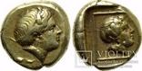 Гекта Lesbos Mytilene 412-378 гг до н.э. (14_8)