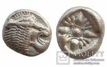 Диобол Ionia Miletos 525-475 гг до н.э. (16_7)