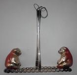 Мишки на качели, времён СССР