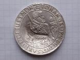Ефимок на основе Талера Иоханн Георг 1637 год.