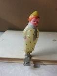 Елочная игрушка мальчик. лот N1