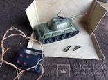 Танк т-34 на управлении