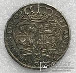 2/3 талера, Польша-Саксония, 1706 г., Фридрих-Август. photo 4