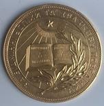 Золотая школьная медаль УРСР
