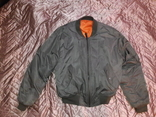 Лётная куртка (бомбер) , большой размер