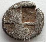 Гемидрахма Ionia Ephesos 335-320 гг до н.э. (69_2) photo 5