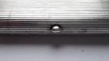 Портсигар серебро 84 проба, фото №6