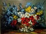 Полевые цветы.автор Березина Карина photo 2