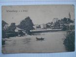 Открытка старинная Wieselburg photo 1