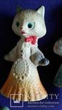 Резинова іграшка Українка +5 СССР, фото №5