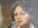 Репродукция картины «Портрет М. И. Лопухиной» Владимира Боровиковского . photo 4