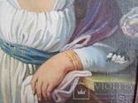 Репродукция картины «Портрет М. И. Лопухиной» Владимира Боровиковского . photo 5