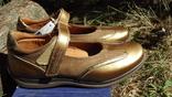 Туфли кожа Melania 40 размер
