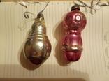 Дві ялинкові іграшки, фото №3