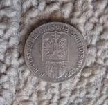 Австрия 6 крейцеров 1849 А серебро