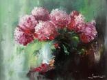 """Картина """" Цветы в вазе """""""