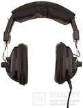 Наушники Bounty Hunter Headphones Для Металлоискателя Металлодетектора (Витой шнур)
