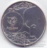 8 євро 2004 р. Португалія Ag Нападаючий, фото №2