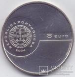 8 євро 2004 р. Португалія Ag Нападаючий, фото №3