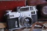 Киев-3 № А 525522, 1952 год, Юпитер-8 КМЗ, упаковка., фото №3