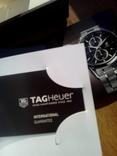 TAG Heuer Aquaracer 300m automatic Chrono Calibre 16 steel NEW photo 12