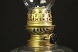 Коллекционная керосиновая лампа.Высота 490 мм. Европа. (0306) photo 2