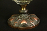 Коллекционная керосиновая лампа.Высота 490 мм. Европа. (0306) photo 3