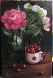 Цветы в банке photo 3