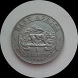 Британская восточная Африка 1 шиллинг 1949 г. photo 1