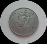 Британская восточная Африка 1 шиллинг 1949 г. photo 2