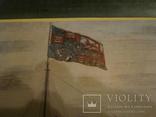 Плакат С Видом морской баталии, фото №10