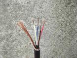Экранированный кабель для катушки металлоискателя 1.5 метра