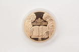 "№1505 ""100 гривен 2007 год «Острожская Библия»"" photo 3"