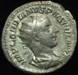 Рим антониан Гордиан III 238 AETERNITATI AVG