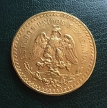 50 песо. Мексика. 1945 photo 4