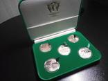 Набор Монет (Евро 2012) В Футляре photo 1