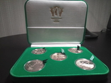 Набор Монет (Евро 2012) В Футляре photo 3