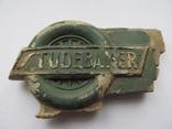 Эмблема автомобіля STUDEBAKER