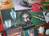 Русское стекло и фарфор Оружейная палата 1979г., фото №2