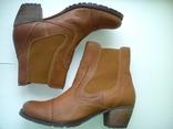 Ботинки Roberto Santi из Натуральной Кожи (Розмір-38)