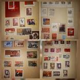 Альбом с марками СССР и других стран 630шт photo 3