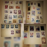 Альбом с марками СССР и других стран 630шт photo 5